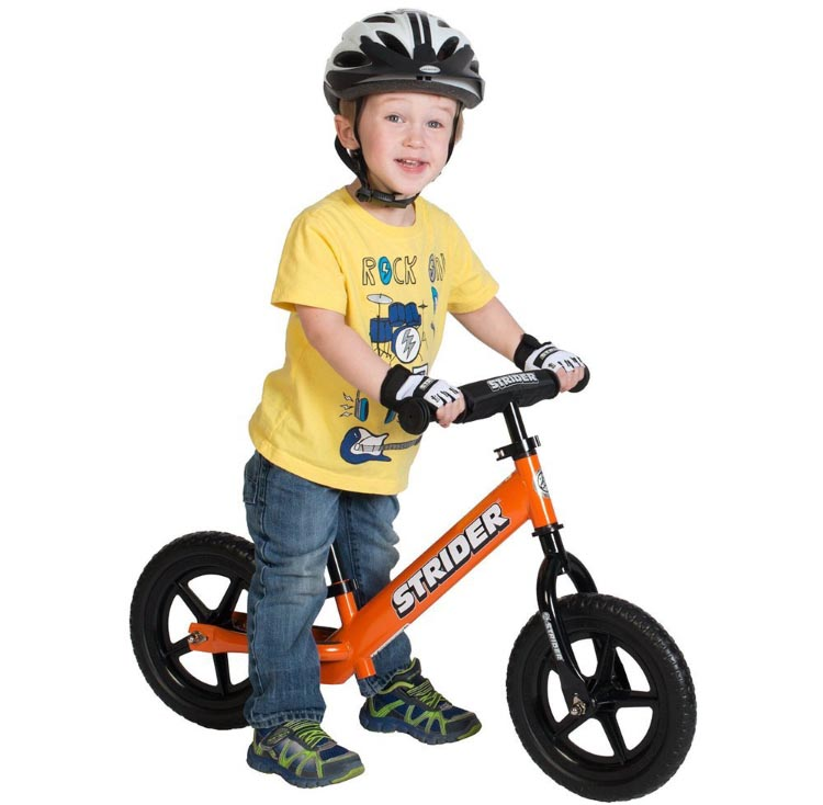 7 Great Bikes You Can Buy on Amazon - Cruiser, Mountain and Hybrid. Strider balance bikes make a perfect first bike. This one is very highly rated