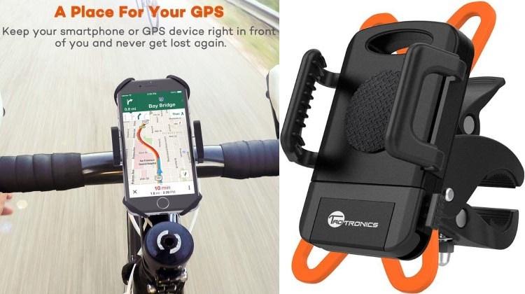 TaoTronics Bike Phone Mount Review – Take Your Phone for a Bike Ride!