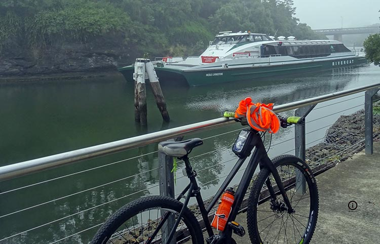 Sydney Olympic Park, Australia. Catch the fastest Sydney ferry, the RiverCat, way up the Paramatta River to Sydney Olympic Park