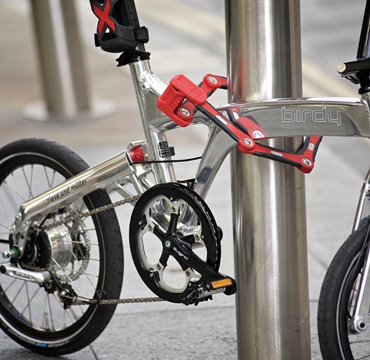5 of the Best Bike Locks. Abus Bordo Granit X Plus 6500 Foldable Lock. 5 of the best bike locks