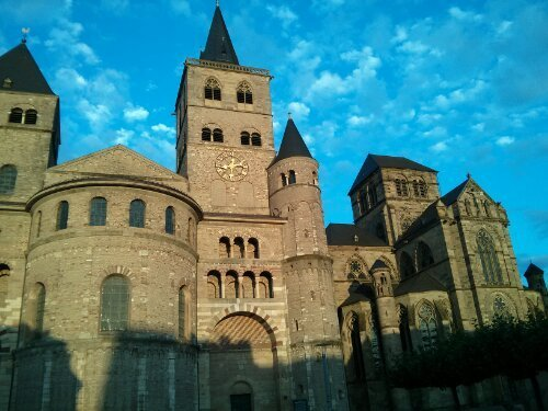 Trier, the oldest town in Germany