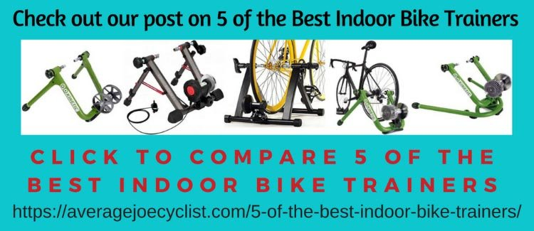 Click to read our post on 5 of the best indoor trainers