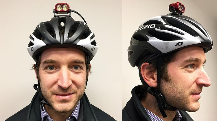 Lupine Lighting Systems Piko 4 Bike Helmet Light Review