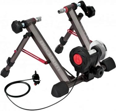 5 of the best indoor bike trainers. The Blackburn Tech Mag Race Trainer is the most highly rated magnetic indoor trainer on Amazon