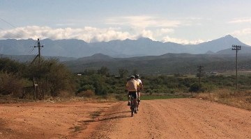On the Trail of the Feather Barons: Cycling from Oudtshoorn to Montagu in South Africa