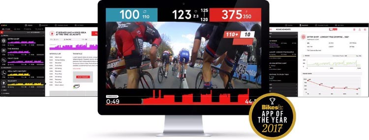 5 of the Best Indoor Bike Trainers. You an use the Sufferfest app to make your indoor workouts more effective - and much more fun!