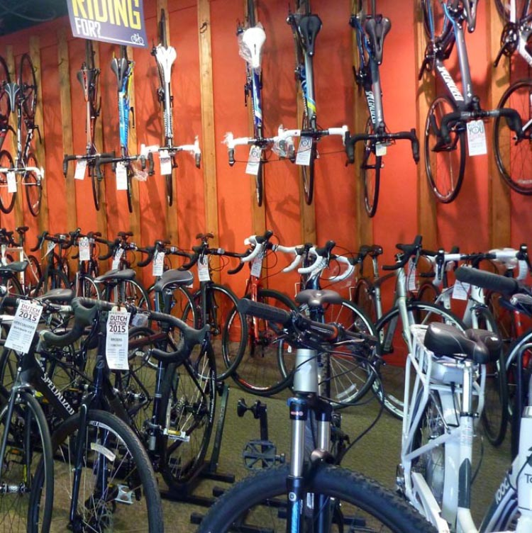 How New Bike Finder Can Help You to Choose Your New Bike. When you step into a bike shop, you may be overwhelmed by the large number of choices. It really helps to educate yourself first