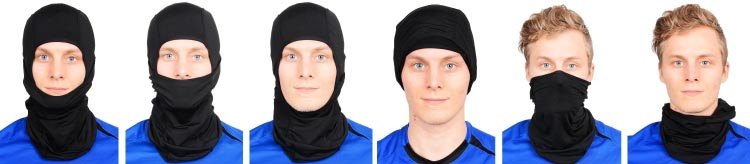 7 of the Best Cycling Balaclavas – How to Choose the Best Balaclava. The Trendy Swede balaclava can be worn in a variety of ways
