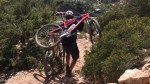 Cycling in the Atlas Mountains in Morocco: Imlil to Imi 'Oughelad