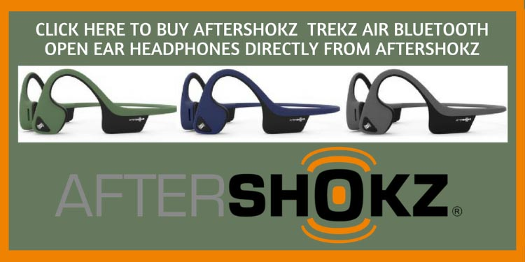 Buy Aftershokz Trekz Air directly from Aftershokz