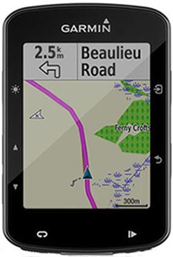 The new Garmin Edge 520 Plus gives Garmin the edge in the competitive world of bike computers