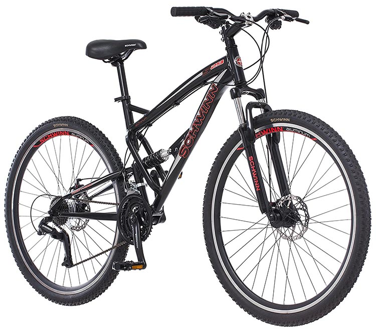 The Pros and Cons of the Schwinn S29 Full Suspension Mountain Bike ...