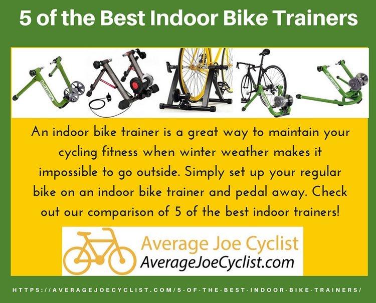 5 of the best indoor trainers