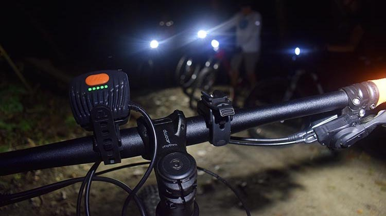 Outbound Lighting Road & Trail Bike Lights