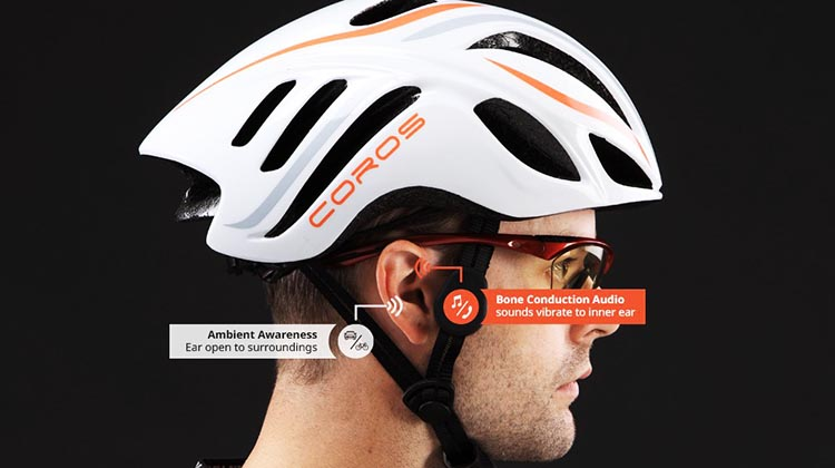 Smoking Hot Year-end Cycling Deals. Bone conduction audio keeps your ears available to hear ambient noise