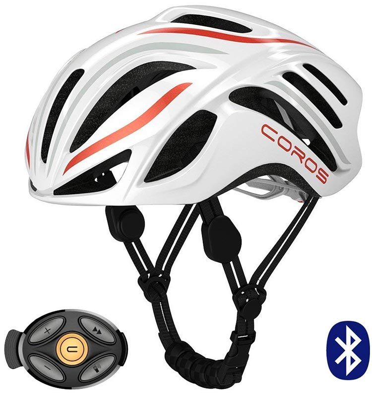 Smoking Hot Year-end Cycling Deals. Control your helmet with a remote and Bluetooth