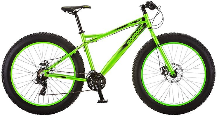 "Smoking Hot Year-end Cycling Deals. The Mongoose Juneau 26"" is very highly rated by buyers"