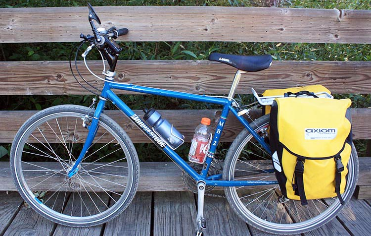Best Waterproof Bike Panniers for Touring and Commuting: Ortlieb Bike Panniers: We used the Axiom panniers on some bike tours - they are completely waterproof and quite spacious