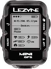 Lezyne Mini Cycling GPS Computer - best budget bike computers