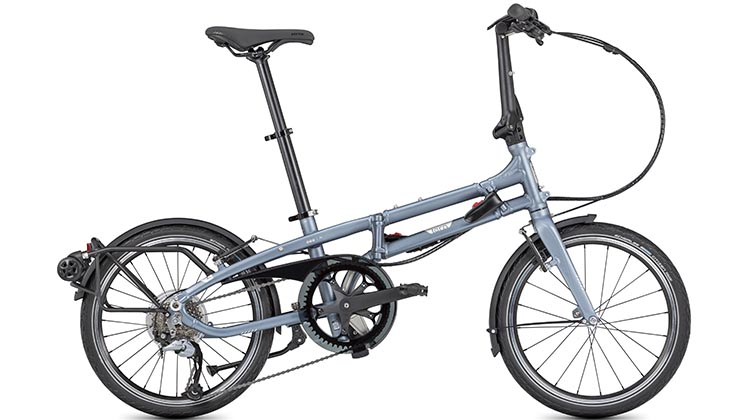 Tern's new Ultra-Compact BYB Folding Bicycle