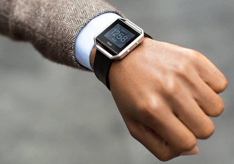 7 Best Fitness Trackers. Fitbit Blaze Smart Fitness Watch - Joe's Personal Favorite