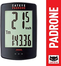 7 of the Best Bike Computers, budget and premium - includes Wireless, Navigation, GPS, and Budget. CatEye Padrone Cycle Computer: reliable, wireless - with a huge display