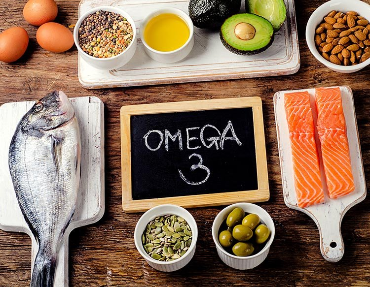 What Is the Function of Myelin in the Body? Omega-3 fatty acids support the electrical functioning of the nervous system and the brain and they are primarily found in fish