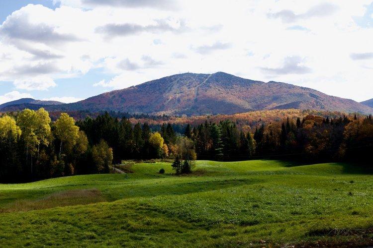 Kingdom Trails, East Burke (VT). Photo by Cathryn McCann, New England Travel
