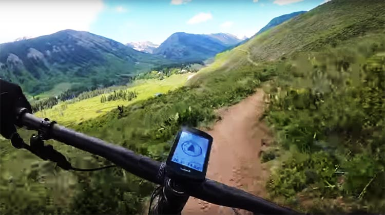 What's New About the Garmin Edge 1030 Plus? Garmin Edge 1030 Plus vs Garmin Edge 1030. The new Garmin Edge 1030 Plus on an upfront mount