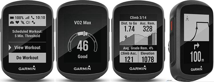 The Garmin Edge 130 Plus is a brand new, premium bike computer with awesome new training features, at a very reasonable price relative to other premium bike computers