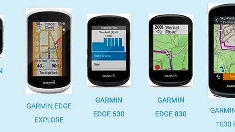 How to Pick the Best Garmin Edge Bike Computer