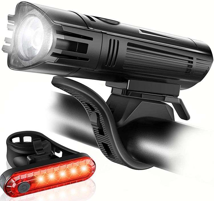 A great bike light is an excellent gift, offered in our Ultimate Christmas Gift Guide for Cyclists