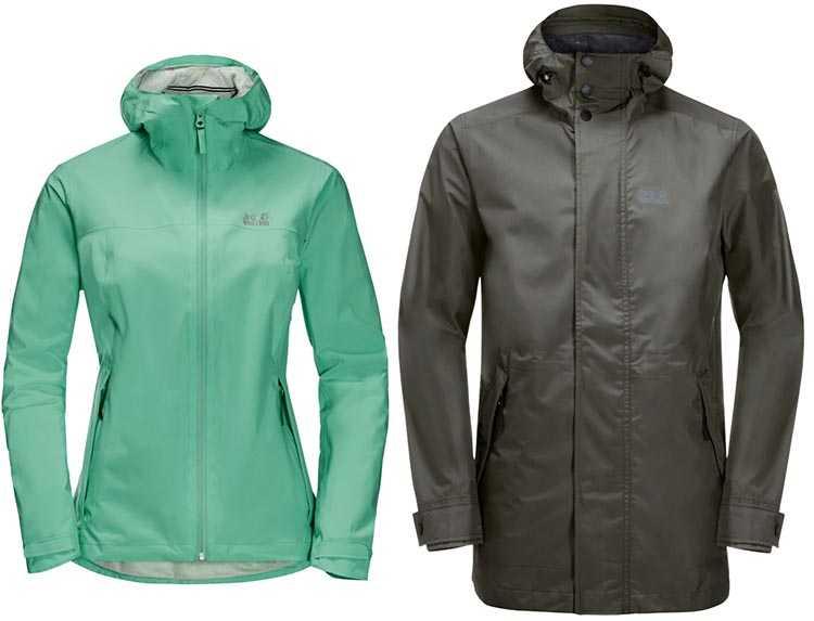 Jack Wolfskin Multi-Purpose Waterproof Jackets for Men and Women. 7 of the best waterproof cycling jackets