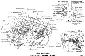 1964 Mustang Wiring Diagrams  Average Joe Restoration