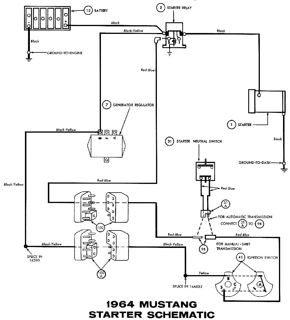 Ford Mustang Alternator Wiring Diagram Merzienet - 1967 ford mustang alternator wiring diagrams