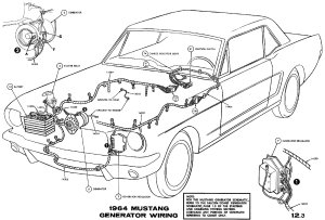 66 Mustang Wiring Diagram
