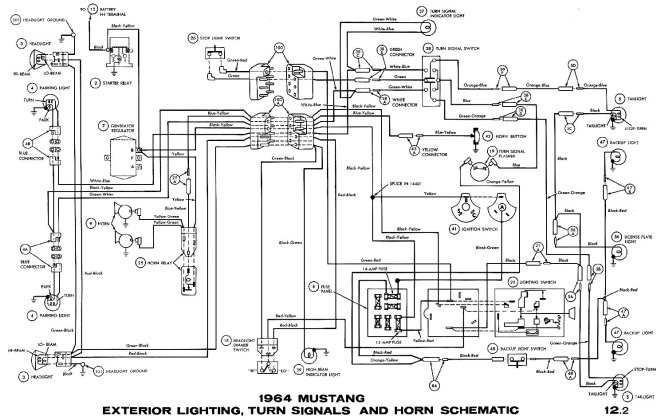 1965 ford mustang wiring schematic wiring diagram 1967 mustang wiring schematic diagrams