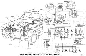 Alternator not charging  Vintage Mustang Forums