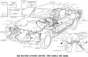 1966 Mustang Wiring Diagrams  Average Joe Restoration