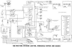1966 wiper switch wiring, worst case scenario!  Ford