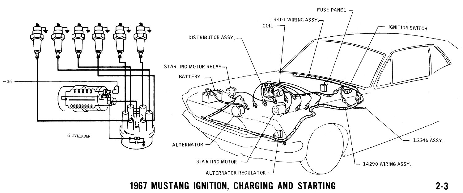 1970 Mustang Ignition Wiring Diagram Library Ford Ranchero Mercury Cougar Original Switch