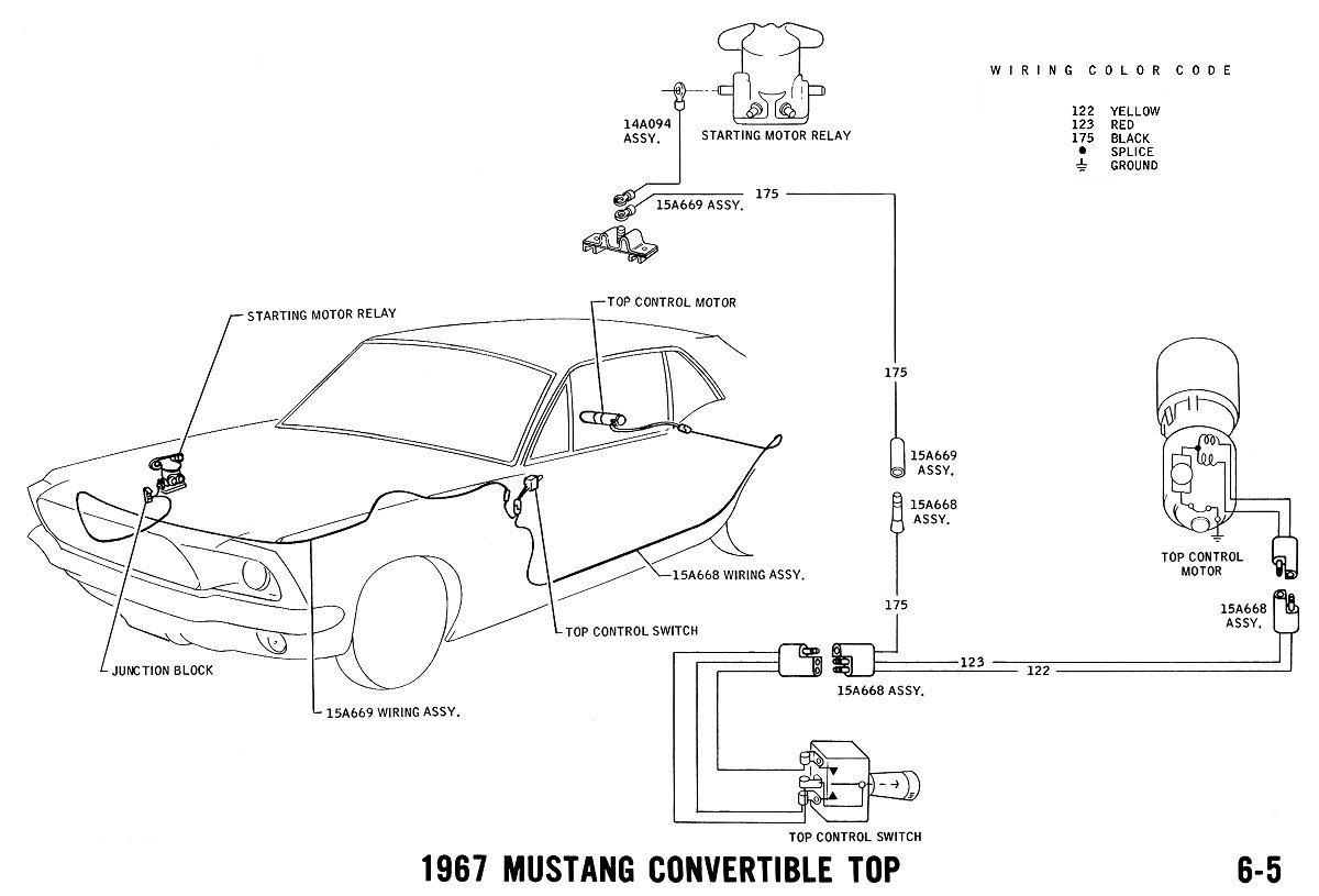 Ryuseful Mustang Tech Engine Images 88 91