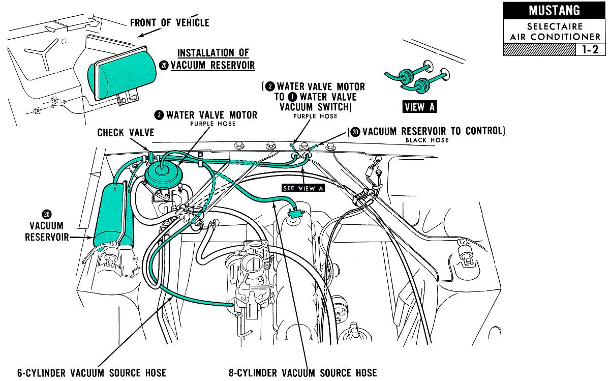 1993 Mustang Engine Diagram