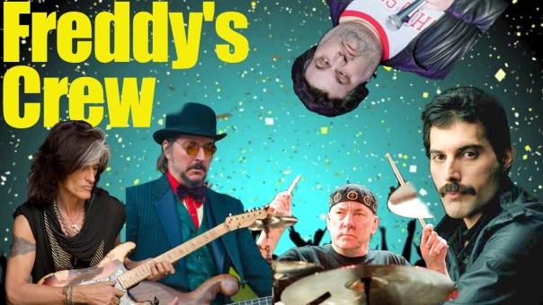 Freddy's crew