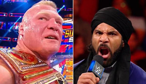 Brock and Jinder