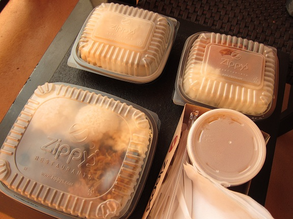 Zippys Hawaii Take-out Containers