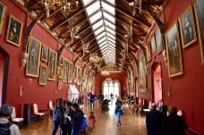 The Long Room, Kilkenny Castle, Kilkenny, Ireland