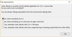 CodeBlocks-FileAssociations