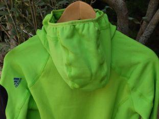 forro Terrex Stockhorn Fleece de Adidas Outdoor5