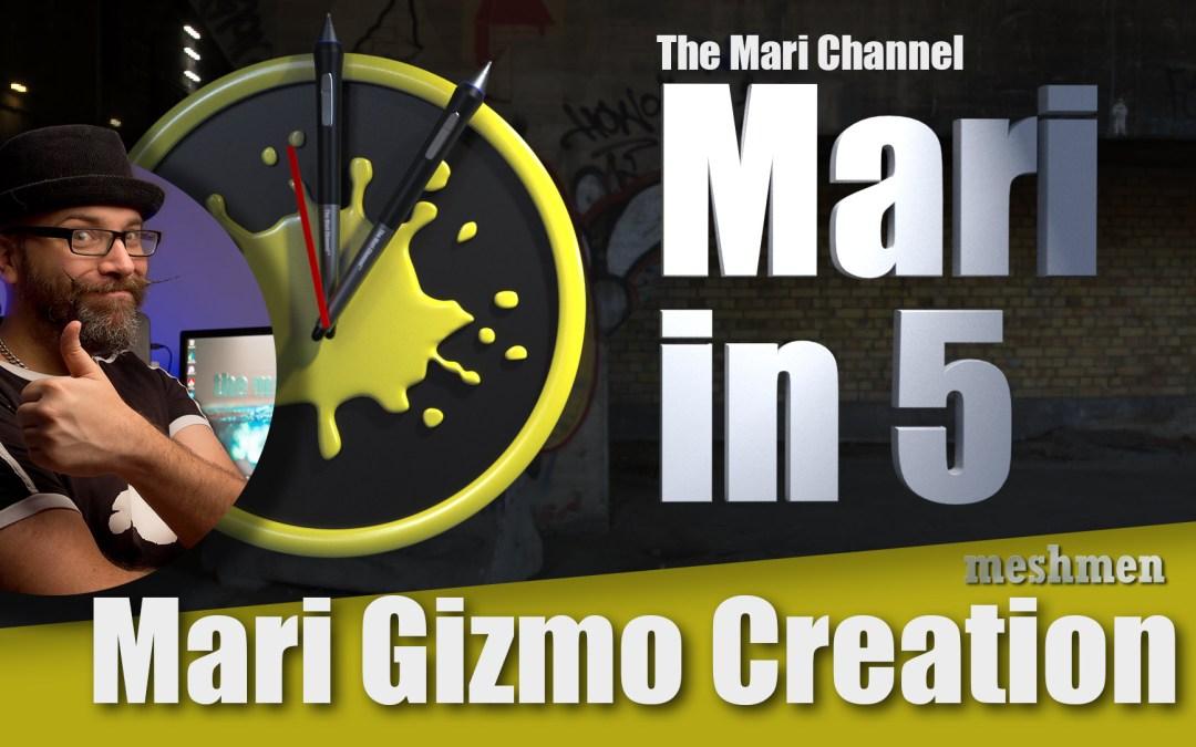Mari in Five minutes | Gizmo at Meshmen